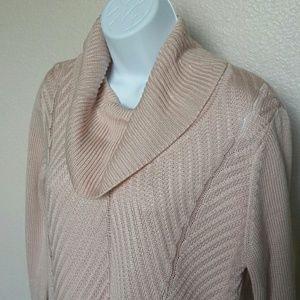 Calvin klein sweater in blush pink